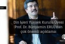 Photo of Bünyamin Erul'dan Diyaneti Yıpratmaya Çalışanlara Tarihi Uyarı