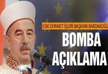 Photo of Ali Bardakoğlu'ndan Önemli Açıklama