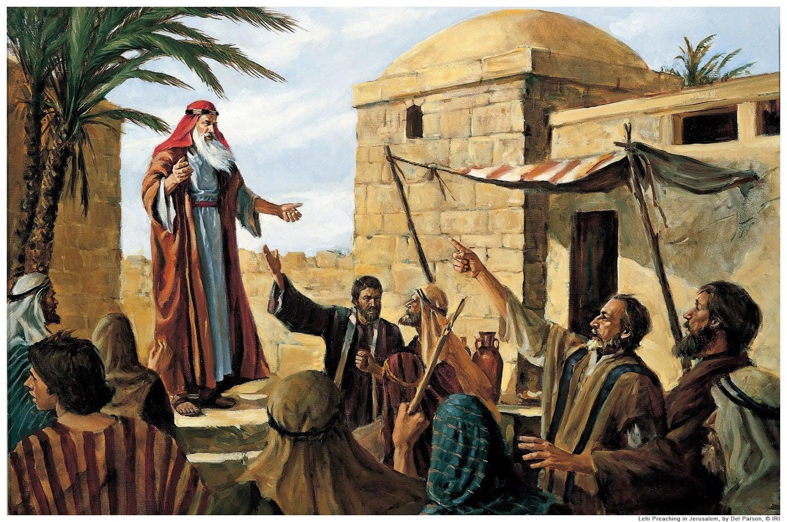 Hz. Kâlib b. Yüfena (as) Peygamberin Hayatı